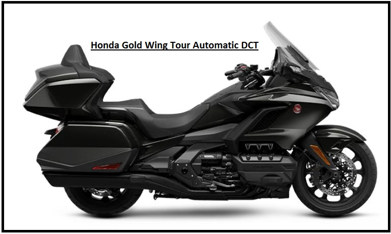 Honda Gold Wing Tour Automatic DCT Specs