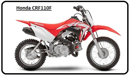Honda CRF110F Specs, Top Speed, Price, Mileage, Review