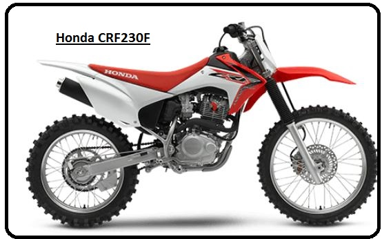 Honda CRF230F Specs, Top Speed, Price, Mileage, Review