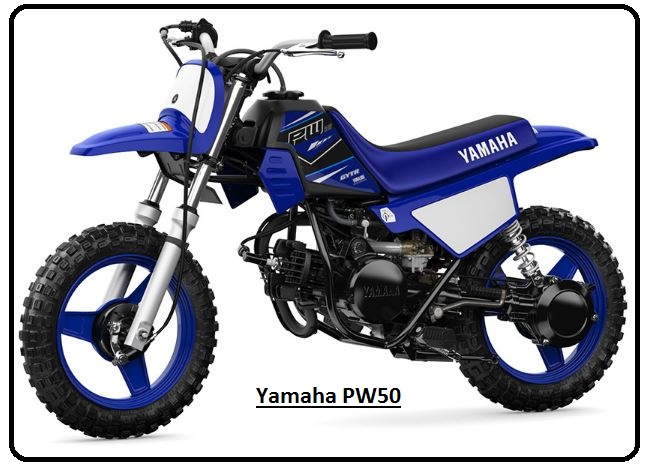 Yamaha PW50 Specs, Top Speed, Price, Mileage, Review