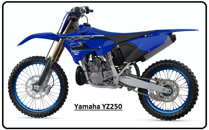 Yamaha YZ250 Specs, Top Speed, Price, Mileage, Review