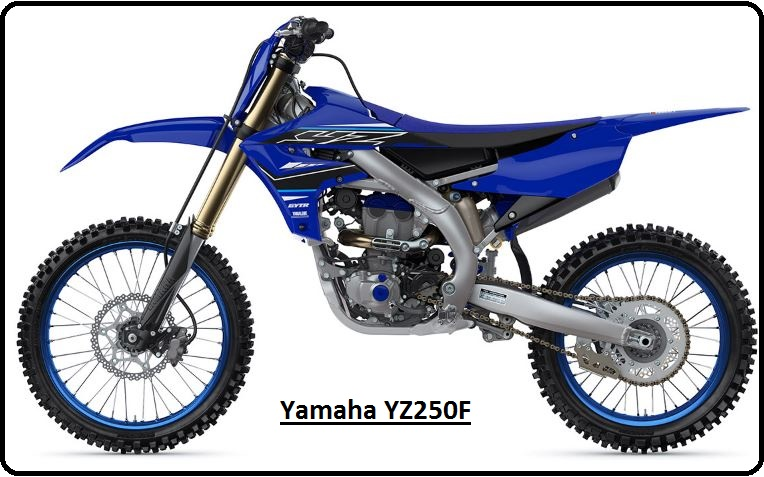 Yamaha YZ250F Specs, Top Speed, Price, Mileage, Review