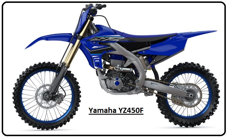 Yamaha YZ450F Specs, Top Speed, Price, Mileage, Review