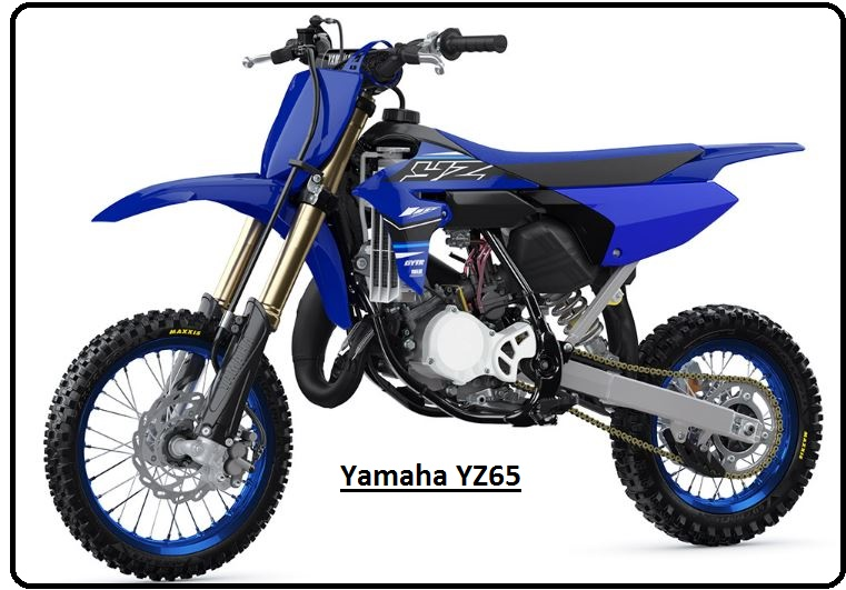 Yamaha YZ65 Specs, Top Speed, Price, Mileage, Review
