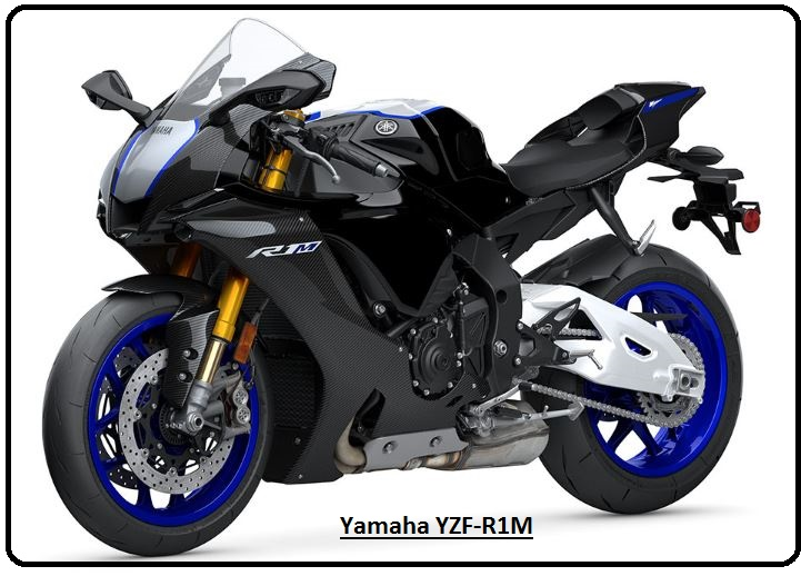 Yamaha YZF-R1M Specs, Top Speed, Price, Mileage, Review